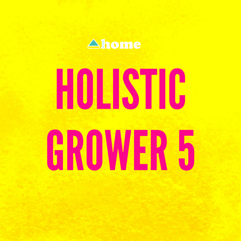 Holistic Grower 5: Structure